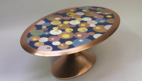 Table basse « Ovale »