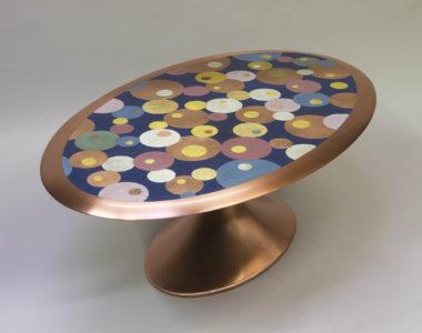 Table basse «Ovale»